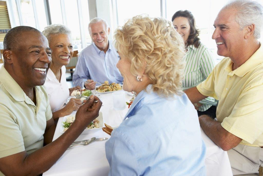 The Benefits of Getting Out and Staying Social
