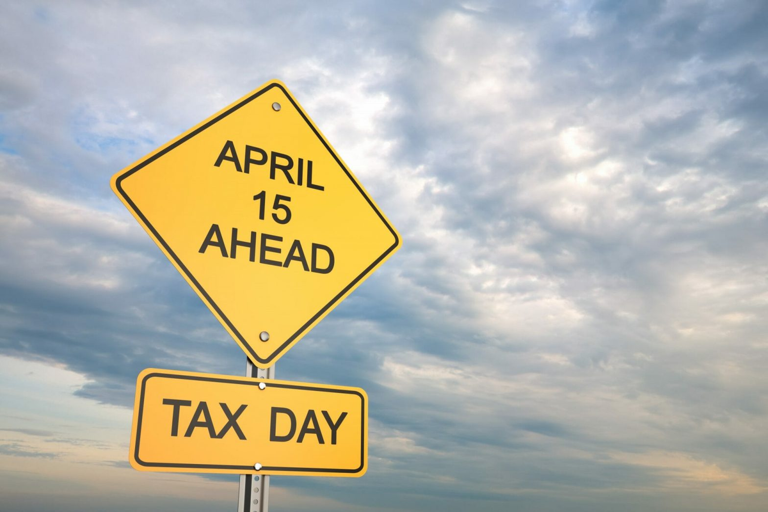 Tax Day Warning