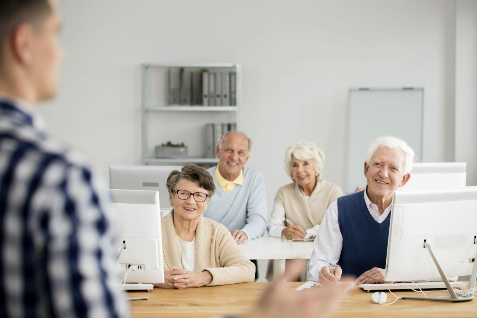 Lifelong Learning: Good for Seniors' Minds & Bodies