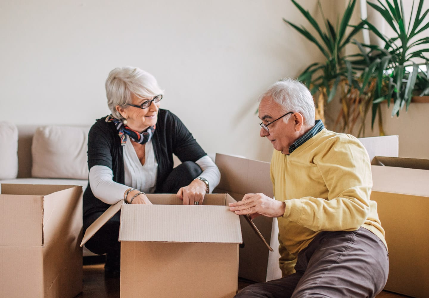 Helpful Tips for Downsizing in Retirement